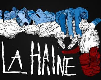 La Haine Movie Poster