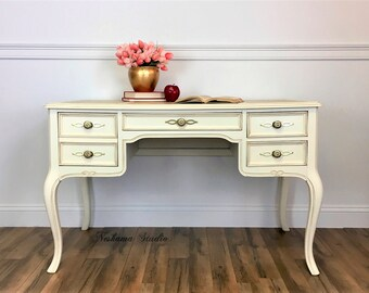 SOLD - Country French Writing Desk