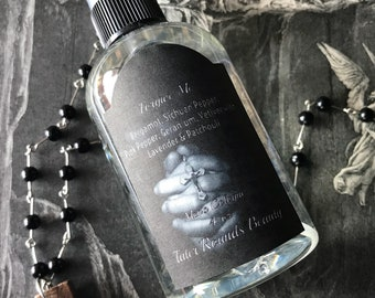 Forgive Me - Men's Cologne Vegan Perfume Collection - Witch Gothic Goth - All Natural Handmade