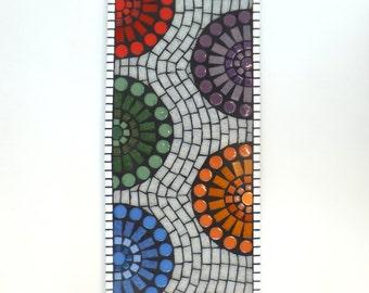 Colorful Abstract Mosaic Art