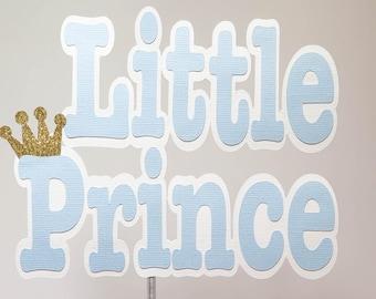 Little prince Cake topper