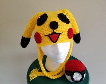 Clearence Sale! Pikachu and poke ball. Fruit cozy.