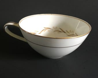 Noritake Laurel pattern Flat Cup 1958 - 1969 Made in Japan