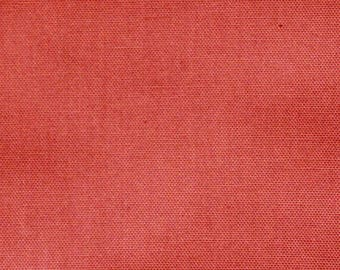 Red upholstery cotton 280 cm width