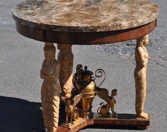 Maitland smith etsy maitland smith empire style gilt metal mounted center table 1 gumiabroncs Choice Image