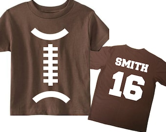Baby Boy Football Outfit, Baby Football Jersey, Football T Shirt For Toddlers, Football Baby Boy Shirt, Baby Girl Football Outfit, Baby Tee