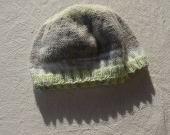 hand knitted Cap baby 18-24 months