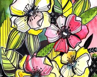 Day 55 - Makewells365 Fine Art Print
