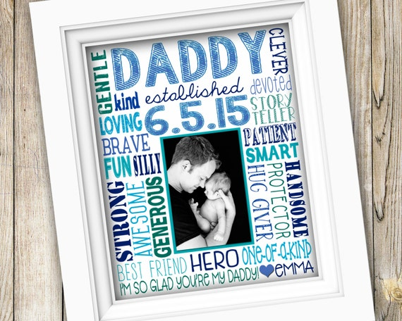 father 39 s day gift first time dad gift printable