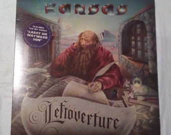 Leftoverture, by Kansas.