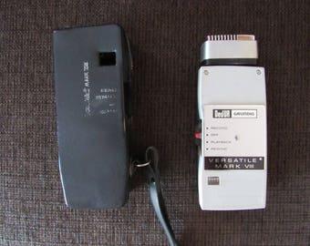 Vintage DeJur Grundig Versatile Mark VIII Portable Voice Recorder Free Shipping