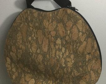 Cork Backpack, origami bag, travel bag