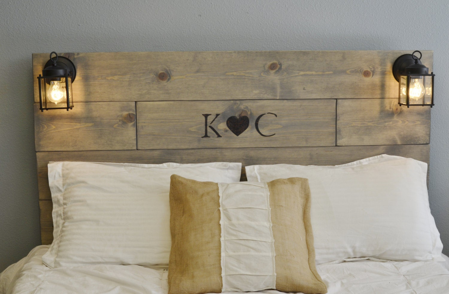 white headboard wooden rustic diy headboards ana projects
