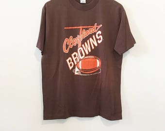 80's Cleveland Browns Tee