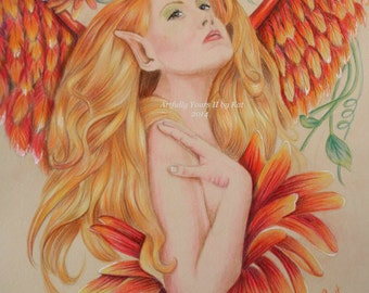 Autumn - Fantasy Fairy
