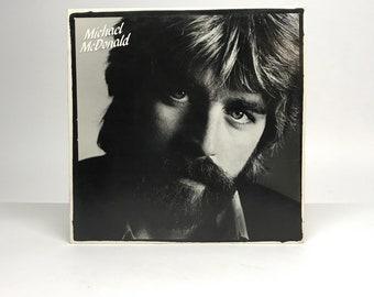 Michael McDonald If that's what it takes LP vinyl record 1982