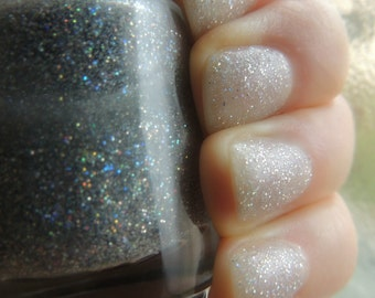 Silver Surfer Nail Polish or Top Coat - Marvel Inspired