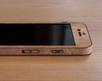 iphone 8 bamboo case