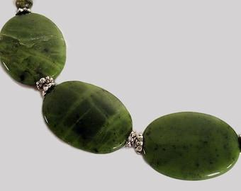 Jade Statement Necklace