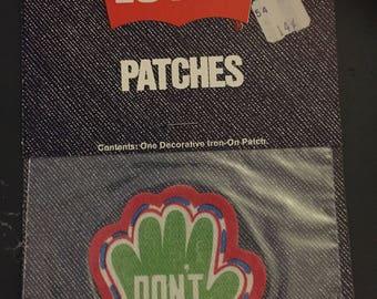 Vintage Levis patch by bondex