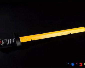 Adventure Time - Finn's Golden Sword of Battle.