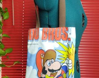 Mario WRETRO WRAPPER tote bag