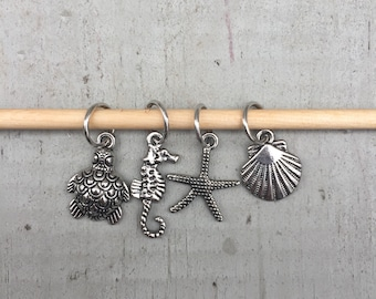 Seas the Day Stitch Marker Set