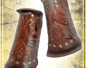 Viking Armor - Bracers