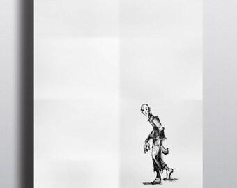 Sketch Drawing Man