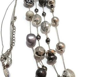 Double Strand NY Necklace