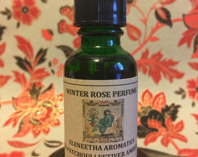 Deeply  Rose Perfume Oil vetiver vanilla labdanum