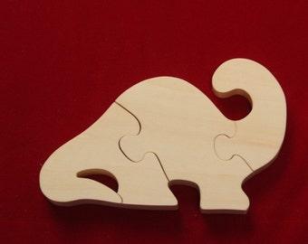 Lg. Brontosaurus Puzzle
