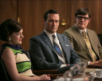 Mad Men 11x14 Photo Poster #1412
