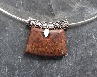 Banksia pod pendant