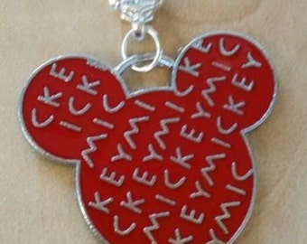 Sell now Iconic Disney Mickey Mouse charm for European Bracelets or Necklaces