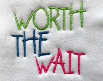 Worth The Wait DOWNLOAD DIGITAL Design 4x4
