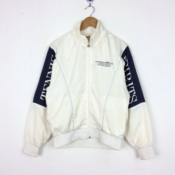 Vintage Lacoste Windbreaker / Chemise Lacoste/ Lacoste Club / Lacoste Sport Patches Logo Rap Tees Hip Hop Swag lyFSmBo