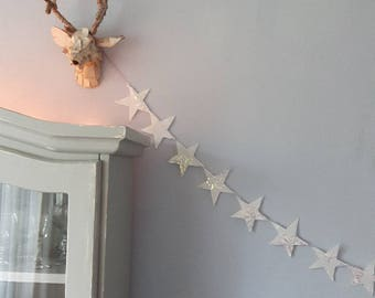 Star Sling made of double sided cotton