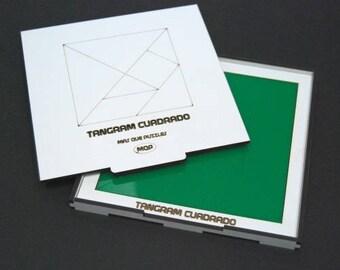 Methacrylate Tangram