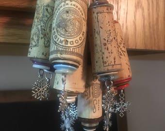 Wine Cork Ornaments - 8