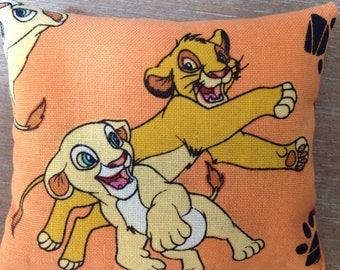 Handmade Lion Print Catnip Cat Toys
