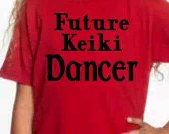 Future Keiki Dancer Toddler's T-shirt