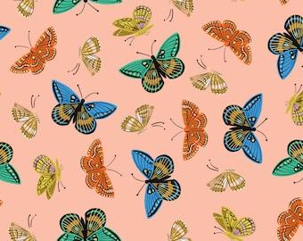 PRESALE: Monarch (peach METALLIC LAWN) from English Garden by Rifle Paper Co.