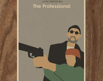 THE PROFESSIONAL Limited Edition Print