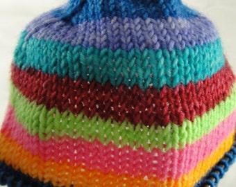 Ingrid's Understanding  - Hand Dyed  Self-Striping Sock Yarn