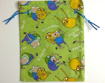 Adventure Time Brother Hug Dice Bag