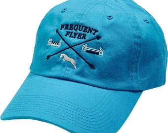 Frequent Flyer Equestrian Cap