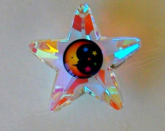 Crystal STAR prism