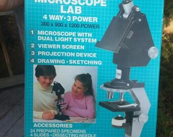 Microscope Lab, childs microscope,educational, Viewtech, Microscope, educational toys