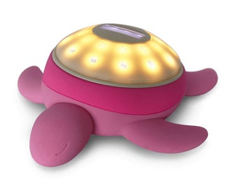 Tick Tock Turtle -Leilani The Kid's Alarm Clock That Does It All